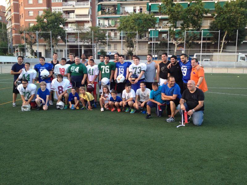 final campus futbol americano